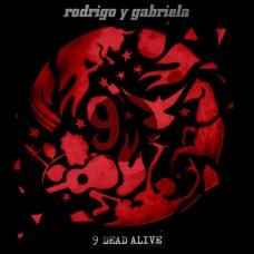9 Dead Alive Album Cover
