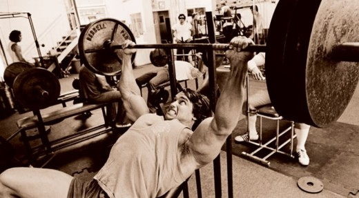Progressive Overload is the key to strength and muscle gains